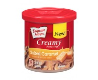 Duncan Hines Creamy Frosting, Salted Caramel (454g)