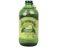 Bundaberg Sparkling Drink, Lemon Lime & Bitters (12x375ml) VOLUME