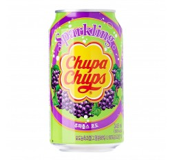 Chupa Chups Sparkling, Grape (345ml)