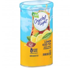 Crystal Light Drink Mix, Lemon Iced Tea (4-pack) (27g)