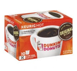 Dunkin' Donuts Original Blend Coffee (105g)