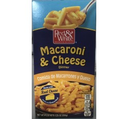 Red & White Macaroni & Cheese (206g)