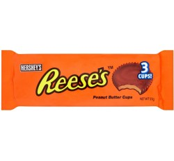 Reese's 3 Peanut Butter Cups (milk)
