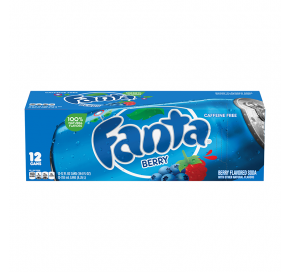 Fanta Berry 12x(355ml)