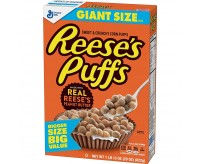 Reese's Puffs Cereal, Giant (822g)