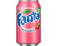 Fanta Fruit Punch (355ml)