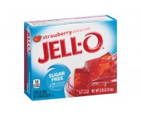 Jell-O Sugar Free, Strawberry (8.5g)