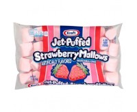 Jet-Puffed Strawberry Mallows (226g)