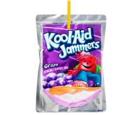 Kool-Aid Jammers, Grape (1 pack 177ml)