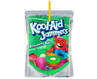 Kool-Aid Jammers, Strawberry Kiwi (1 pack 177ml)