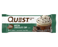 Quest Protein Bar, Mocha Chocolate Chip (60g)