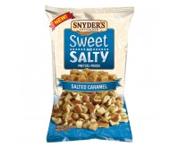 Snyder's Salted Caramel, Sweet and Salty Pretzel Pieces (100g)