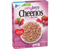 Cheerios Very Berry (309g)