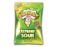 WarHeads Extreme Sour, Hard Candy (28g)