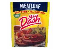 Mrs. Dash Meatloaf, Salt-Free Seasoning Mix (35g)