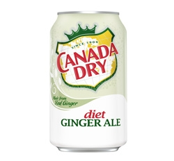 Canada Dry Diet Ginger Ale